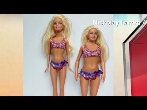 Barbie gets real