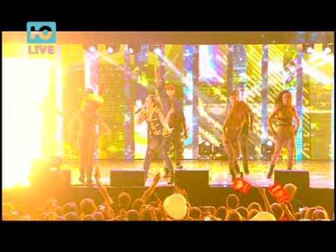 Нюша - Выше (Big Love Show 2013)