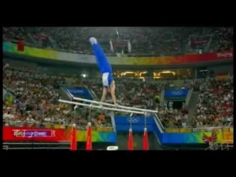 Gymnastic Code of Points. Parallel bars. Groop Е and F