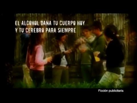 Campaña contra el alcoholismo