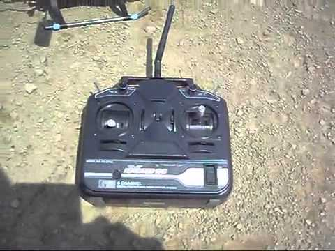 Exceed RC 2 4GHz TX 3D Helicopter Basic Tutorial