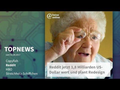 Topnews 1.8.: Copyfish, Reddit, HBO, Streichholz-Schiffchen