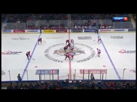 2014 Subway Super Series: Russia 3-2SO WHL
