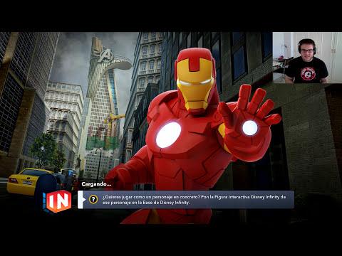 Disney Infinity 2.0 - Parte 1 Los Vengadores - Español