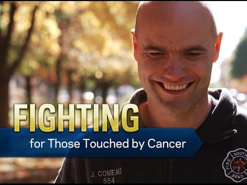 Fighting for Those Touched By Cancer