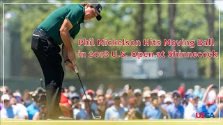 download musica Phil Mickelson on the 13th Hole - 2018 US Open - Round 3