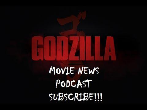 Godzilla Podcast:  Gareth Edwards is out of Godzilla 2!!!   Huge NEWS!!!