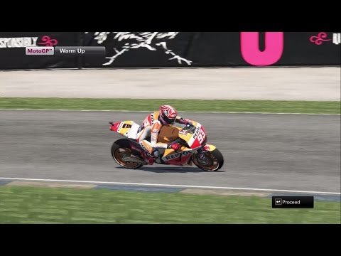 Marc Márquez  MotoGP 15 Indianapolis Gameplay Full Race
