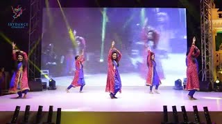 Lipstick Laga Ke Holud Dance Performance || @A.H.Mredul Choreography || SKYDANCE Company