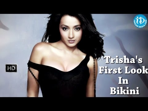 Trisha's New Look For Power Movie video