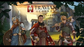 Travian Teuton Off Episode 23 - WASTED HAMMERS!   370K CLUBS 92K TK 32k RAMS