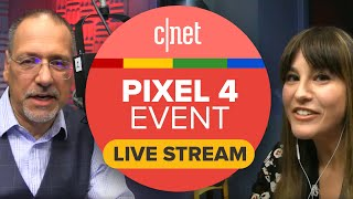 Google's Pixel 4 launch event (livestream with reactions)