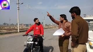 Don't mess with Haryana police|| हरियाणा पुलिस से पंगा ना ले|| Full comedy must watch.