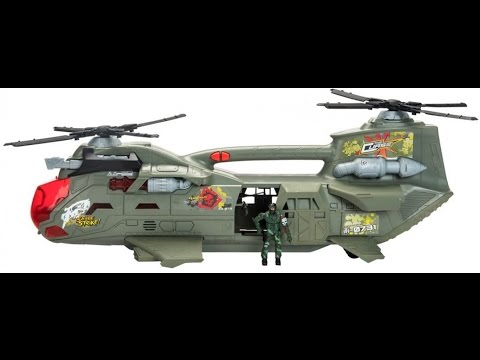 The Corps Elite- Rain Fire Helicopter Review