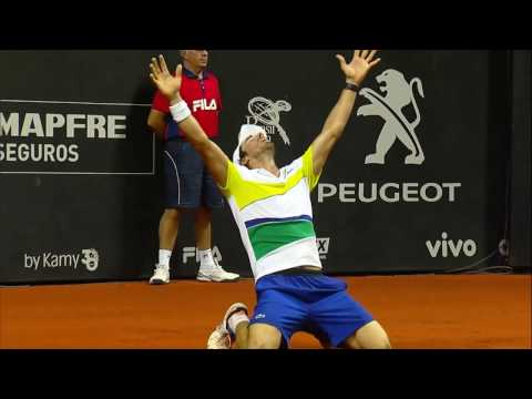 Championship Point: Cuevas' Unusual Finish In Sao Paulo 2017