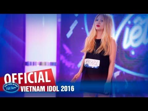 VIETNAM IDOL 2016 - TẬP 4 - TRỐNG VẮNG - THANH THẢO