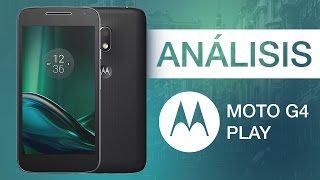 Moto G4 Play, review en español