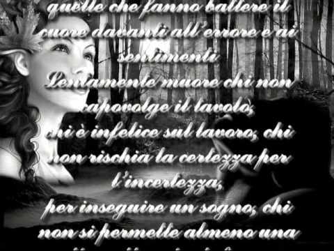 Lentamente muore  ( Medeiros - Neruda ) (voce Gigi Proietti)