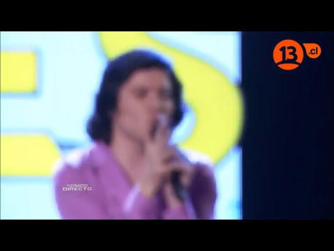 El mejor imitador de Camilo Sesto es chileno(Perdoname)-Mi nombre es 2014,canal 13