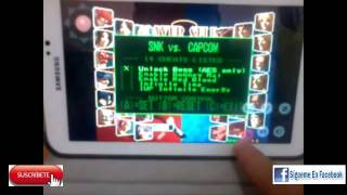 SNK vs Capcom svc Chaos Super Plus para Android