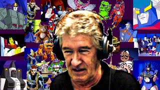 VOICES of LEGEND Jack Angel