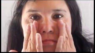 Como reduzir 10 anos de idade somente com massagem facial
