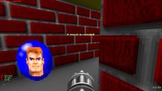 Wolfenstein 3D TC: Spear of Destiny (IADI, 100%) - 02 - Tunnels 2 (4K)
