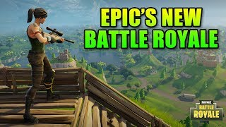 Fortnite's New PvP Battle Royale Is Awesome