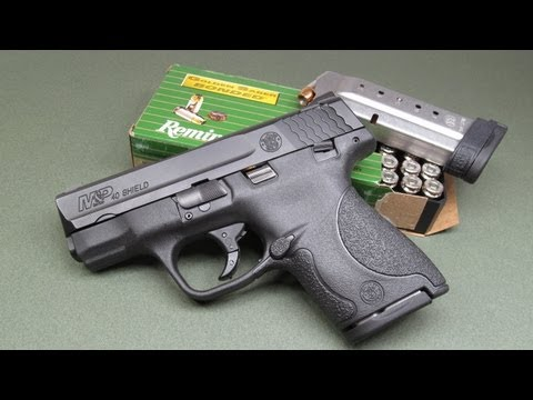 Smith and Wesson M&P Shield 40 Review - On The Range