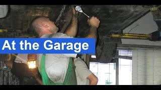 English Conversation: At the Garage
