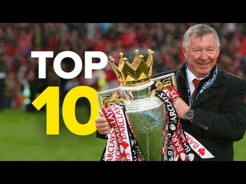 Top 10 Most Successful Managers