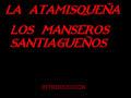 Los Manseros Santiagueños - La Atamisqueña Subtitulo Español