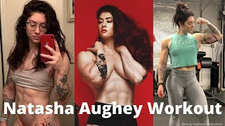 Fitness model Natasha Aughey workout motivation | body workout | workout | workout motivation |