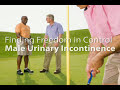 Male Urinary Incontinence New Treatments Dr. Riemenschneider incontinence403