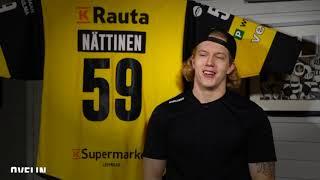 Pelaajakortit 2017-2018, Topi Nättinen