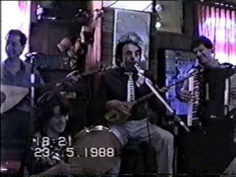 Rapsodi Artisti i kombit  Augustin Uka 1988 live kengen e Zefit vogel