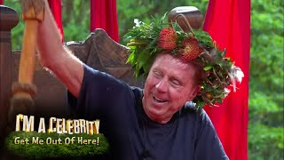Harry Redknapp Is Your King of the Jungle! | I'm a Celebrity... Get Me Out of Here!