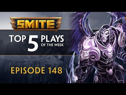 SMITE - Top 5 Plays #148