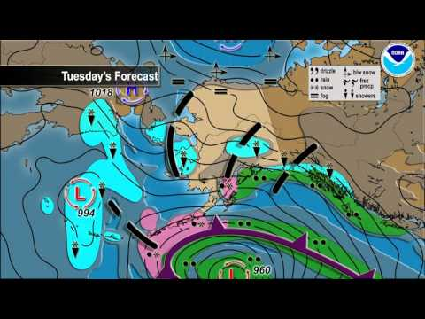 February 01, 2016 Alaska Weather Daily Briefing