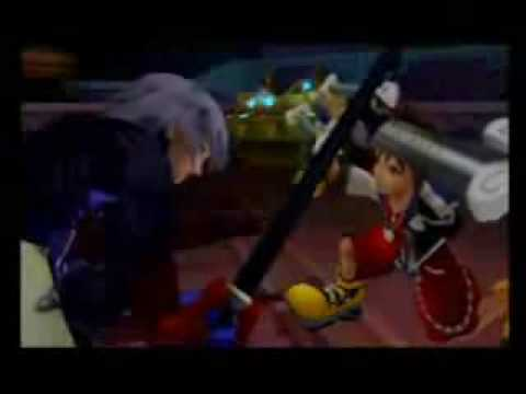 Kingdom Hearts II How can I Live