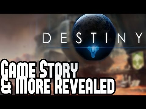 Destiny News - Bungie Reveals Details on The Game 's Story, Enemies, Factions & More - Latest Info