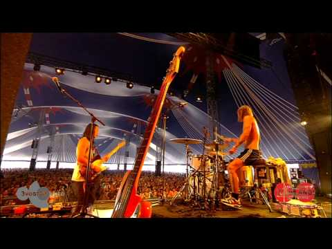 Asteroids Galaxy Tour - The Golden Age - Lowlands 2014