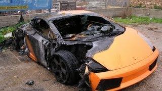 Araba kazaları Canlı