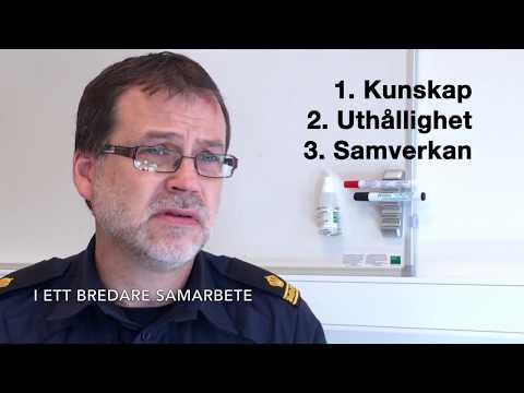 Intervju med polisinspektör Frank Carlsson