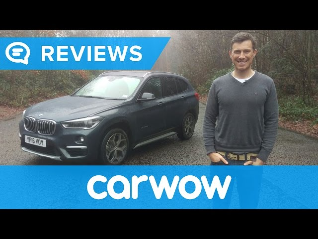BMW X1 SUV 2017 review | Mat Watson Reviews - YouTube