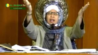KAJIAN AL-HIKAM MAJELIS AL-BAHJAH BERSAMA BUYA YAHYA  | 30 Januari 2017