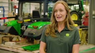Introducing the new John Deere 7R, 8R, 8RT, and the all-new 8RX Tractors