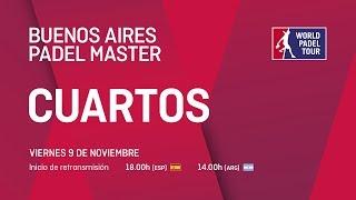 Cuartos de final - Buenos Aires Padel Master 2018 - World Padel Tour