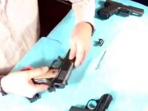 Desarme Pistola 45 Colt Video
