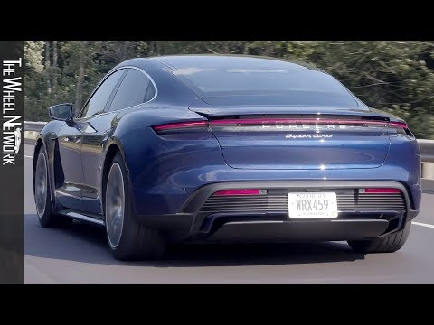 2020 Porsche Taycan Turbo Hits The Road In The United States